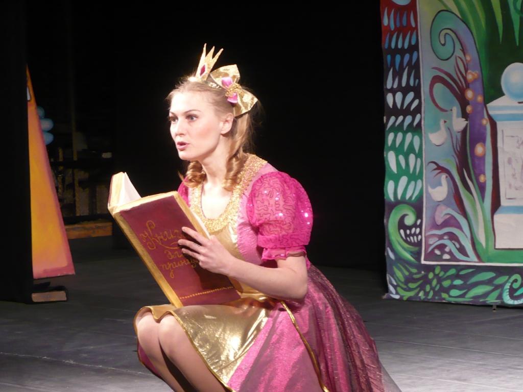 Принцесса - Екатерина Вишневская