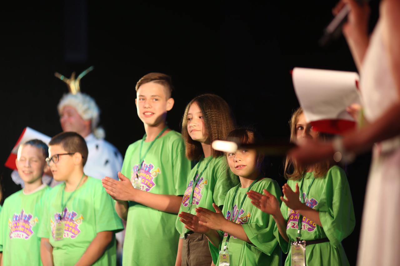Детское жюри фестиваля